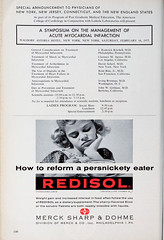 2018.02.11 Pharmaceutical Ads, New York State Journal of Medicine, 1957 301