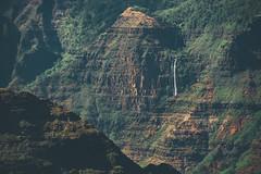 Waimea Canyon Lookout (John Willoughby) Tags: waimea hawaii unitedstates us waterfall