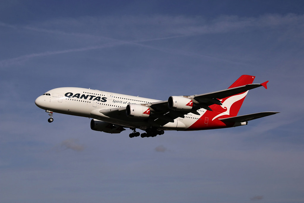 The World's most recently posted photos of qantas and vhoql
