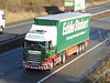 PK16LUF (47604) Tags: pk16luf h2518 eddie stobart paula m42 lorry truck hgv artic scania