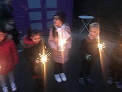 Nieuwjaars proost! Gelukkig nieuwjaar