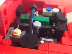Land Rover Series 2 (Leopold65) Tags: landrover lego series2 seriesii 4x4 british technic creator largescale