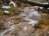 Melting (Mulewings~) Tags: snowmelt melting runoff creekwalk thecreek theproject winter streaks longexposures