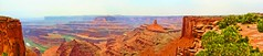 COLORS ARE THE SMILES OF NATURE (Irene2727) Tags: rocks vistas panos panoramas landscape utah colors distance view coth5