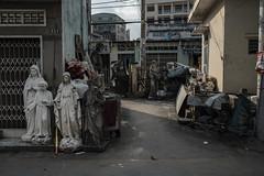 Along the Rail (Duong RKUDO) Tags: streetlife railway rail saigon tet slum house neighborhood happynewyear vietnam spring