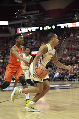 Men's Basketball vs Syracuse (Jacob Gralton) Tags: fsu ncaa syracuse basketball dunk college sports photography