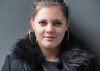 A stranger / The Hague 2018 (zilverbat.) Tags: binnenhof canon centrum denhaag dutch face portrait portret portretfotografie thenetherlands zilverbat girl hague