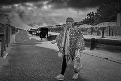 (thierrylothon) Tags: aquitaine gironde presquilecapferret capferretocéan capferret plagedelhorizon personnage monochrome noirblanc leica leicaq phaseone captureonepro c1pro publication flickr fluxapple collection portfolio france fr