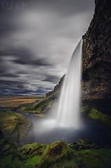 Seljalandsfoss (Russell Eck) Tags: seljalandsfoss iceland waterfall water nature landscape long exposure russell eck travel ngc