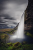 Seljalandsfoss Iceland (Russell Eck) Tags: seljalandsfoss iceland waterfall water nature landscape long exposure russell eck travel ngc