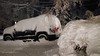 Todays snowfall (evakongshavn) Tags: snow snowfall snowy snowyday winter winterwonderland winterlandscape car streetphotography