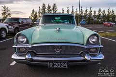 Packard Clipper ´55 (B&B Kristinsson) Tags: krúsercarclub krúser krúserkvöld cruisenight reykjavik iceland