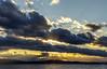 Lake Champlain Sunset February 26 (mbeganyi) Tags: adirondacks lakechamplain sunset