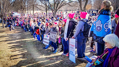 2018.01.20 #WomensMarchDC #WomensMarch2018 Washington, DC USA 2440