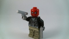 Early Days Red Hood