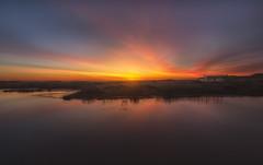 Color explosion (Toni_pb) Tags: iceland islandia landscape seascape sea sunset sunshine colors sky reflection reflejo amanecer nikon nature nikkor1424f28 naturaleza d810
