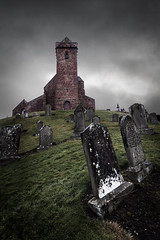 Photo of The Eerie Churchyard