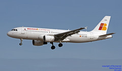 EC-LKH LEMD 12-01-2018 (Burmarrad (Mark) Camenzuli Thank you for the 10.3) Tags: airline iberia express aircraft airbus a320214 registration eclkh cn 1101 lemd 12012018