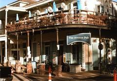 The Avenue Pub (bongo najja) Tags: m3 leica orleans new fujifilm
