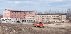 - (Gerisz) Tags: szénosztályozó osztályozó berente kazincbarcika locomotive mozdony train building ruin m47 remot debris máv nikon borsod industry railroad