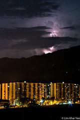 Lightning (Dexlim) Tags: lightning thunder flats