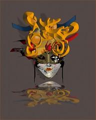 La cara oculta (Amparo Higón) Tags: máscara mask thedarkside lacaraoculta doblepersonalidad aparentar hide esconder carnaval carnival