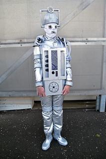Mondas Cyberman (1)