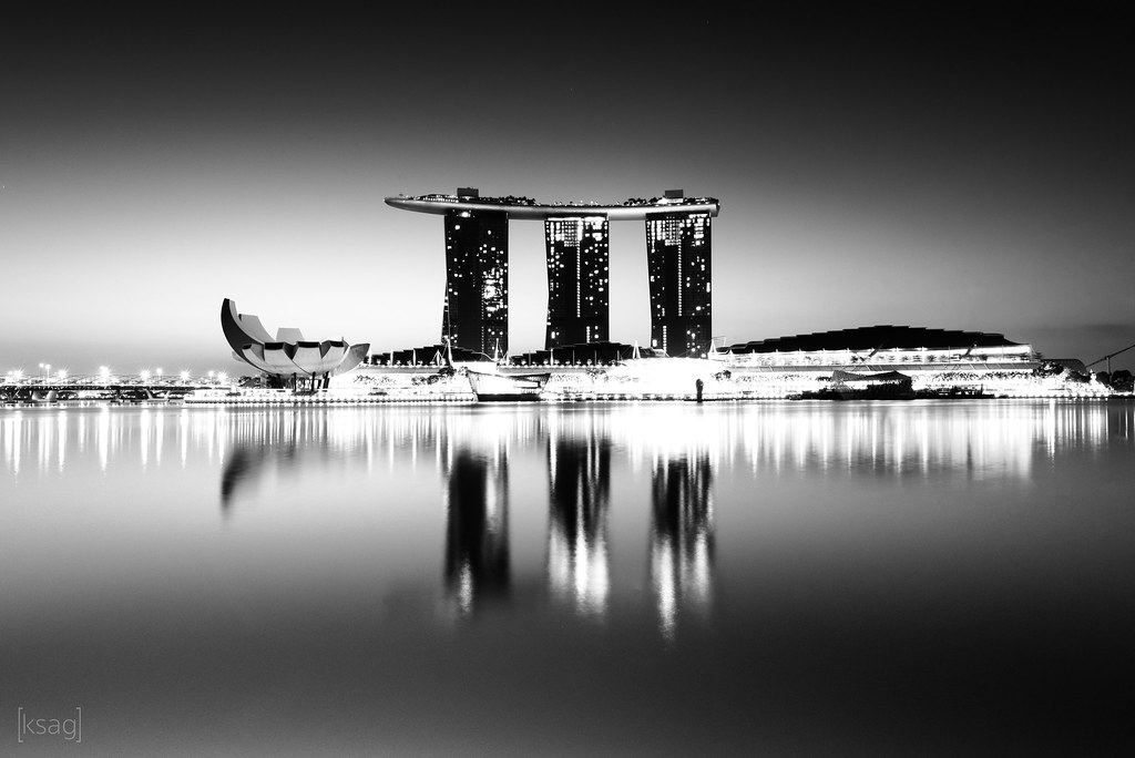 The World 39 S Best Photos Of Blackandwhite And Singapore