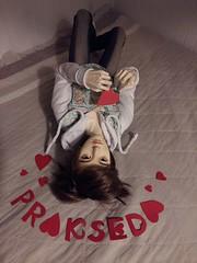 Happy Valentine's Day, Prakseda (niebieski_kot) Tags: ranmaru rosengarden rui iosbody dollegendhands