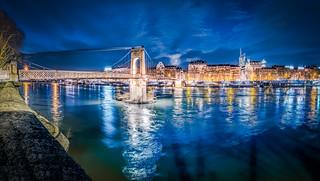 Lyon by nigth