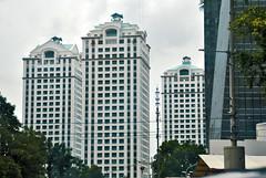 Apartemen Pavilion Sudirman (Ya, saya inBaliTimur (leaving)) Tags: jakarta building gedung architecture arsitektur apartment apartemen