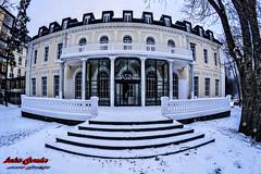 Casino de Panticosa. Huesca (Andrés Gz.) Tags: casinodepanticosa casino panticosa hueca pirineo nieve snow landscape paisaje spain nikon d7100 samyang 8mm fisheye ojodepez