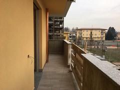 Massima cura dei balconi e terrazzi
