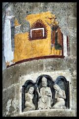 Cattedrale di Lodi, interno (claudiobertolesi) Tags: sonyilce3000 lodi 2017 lombardia italy europe edificio chiesa cattedrale architettura colonna affresco bassorilievo vescovo medioevo claudiobertolesi