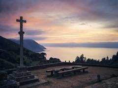 Santo André de Teixido (Jaime A Ballestero) Tags: jaimea galicia ríasaltas santoandré teixido crucero ermita atardecer mirador