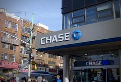 Chase Bank (daneshjai) Tags: chase chasebank chaselogo financialinstitution financial chinatown banks bank nyc manhattan