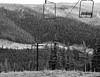 Waiting for Winter (maytag97) Tags: mountain valley tree ski chair lift monochrome mono blackwhite bw maytag97 nikon d750 quiet calm serene
