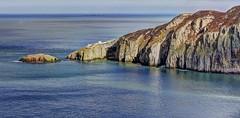 Dream your dreams (pauldunn52) Tags: craig gogarth holy island north stack holyhead wales cliffs climbs sea reflections