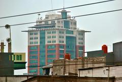 Wisma Indovision (Everyone Sinks Starco (using album)) Tags: jakarta building gedung architecture arsitektur office kantor