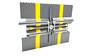 Wall panel design -Prototype (Benjamin Cheh) Tags: mecha diorama hanger
