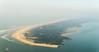 Flying the Mooney M20 over France : Arcachon / Atlantic Ocean : Feb 2018 (Benjamin Ballande) Tags: flying mooney m20 over france arcachon atlantic ocean feb 2018