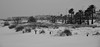 Côté mer (Michel Seguret Thanks for 11,6 M views !!!) Tags: france languedoc herault sete hiver winter inverno invierno mer mar mare sea see neige schnee snow nieve etang pond michelseguret nikon d800
