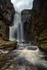 whaling widow sings (donnnnnny) Tags: waterfall whalingwidow falls gorge highland sutherland scotland