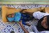 WFP Somalia (ffayqwby71) Tags: wfp worldfoodprogramme food nutrition hospital clinic healthcare stunting children unicef malnutrition somalia health medicine idps dhusamareeb galgadud displacement war conflict internallydisplaced persons people women galgadudstate