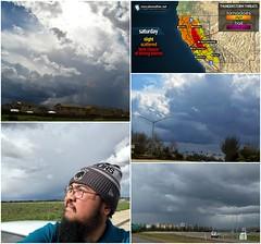 Thunderstorms Erupt Around California (3-3-2018) #76 (54StorminWillyGJ54) Tags: californiarain californiathunderstorms thunderstorm thunderstorms storms storm winter2018 march2018 weneedrain stormyweather stormchasing stormchaser tstorms stormchasers severeweather