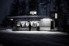 grill (TeRo.A) Tags: grill grilli valtatie12 road12 kiosk kioski pingviini nigth yö snow lumi talvi winter kylmä cold kouvola iitti