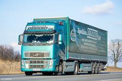 Volvo FH460 III Globetrotter XL / Spedition Deshko (UA) (almostkenny) Tags: lkw truck camion ciężarówka volvo fhiii globetrotterxl ua ukraine ao ao3408bo speditiondeshko