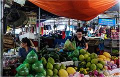 338- EL MERCADO CENTRAL DE HALONG - VIETNAM - (--MARCO POLO--) Tags: mercados exotismo curiosidades paises frutas ciudades rincones