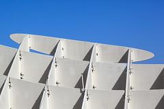 Formas. (Jose_Pérez) Tags: formas color minimalismo minimalista cielo setas sevilla seville