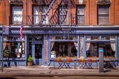 Lower Manhattan | New York (chamorojas) Tags: 2016 60d chamorojas albertorojas canon60d frontis ny newyork nuevayork estadosunidos facade fachada store restaurant